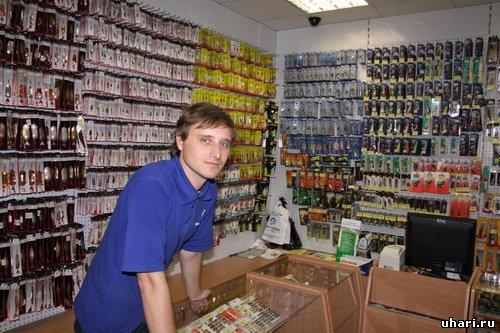 красноярск магазин рыболов