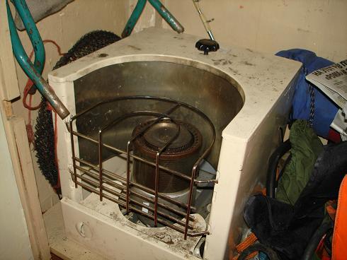 Печка на солярке в авто